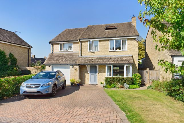 Thumbnail Detached house for sale in Little Lees, Charlbury, Chipping Norton