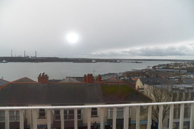 Thumbnail Flat to rent in Haven Heights, Milford Haven