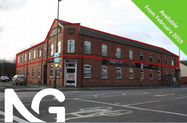 Thumbnail Light industrial to let in First Floor, 385 Nottingham Road, Basford, Nottingham