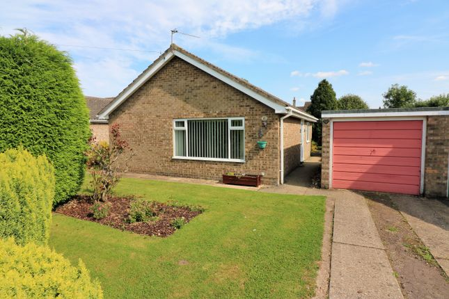 Thumbnail Detached bungalow for sale in Kennedy Close, Toftwood