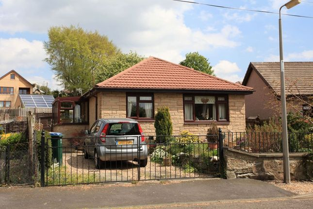 Thumbnail Detached bungalow for sale in Duchlage Court, Crieff