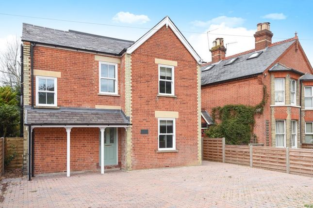 Thumbnail Detached house to rent in Kennel Ride, Ascot