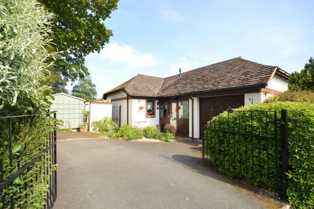 Thumbnail Detached bungalow for sale in Benedicts Road, Liverton, Newton Abbot, Devon