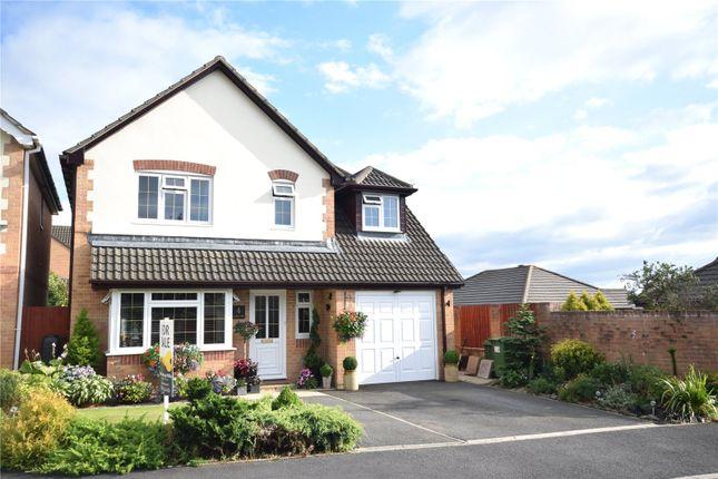 Thumbnail Detached house for sale in Fairfax Way, Torrington