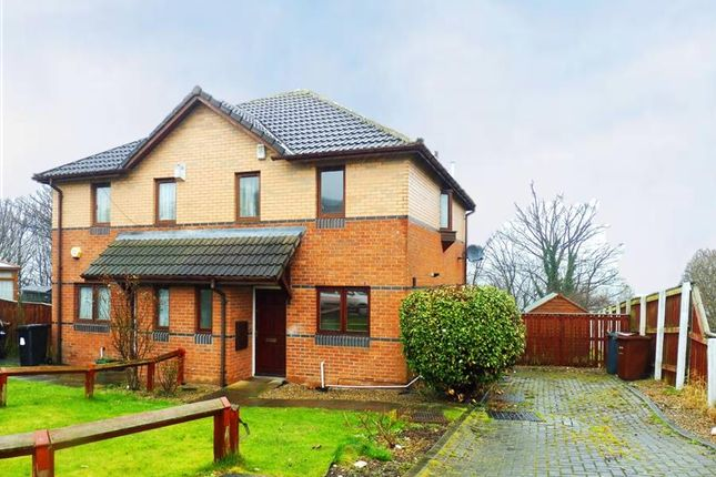 Thumbnail Semi-detached house to rent in Stonecliffe Drive, Farnley, Leeds