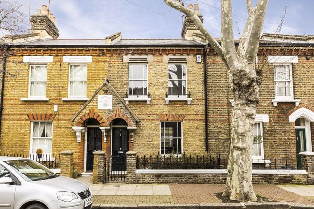 Thumbnail 2 bed property to rent in Morrison Street, London