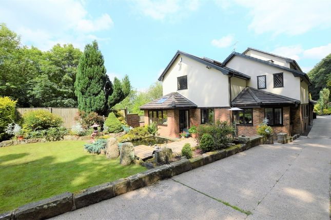 Thumbnail Semi-detached house for sale in Gresford Hill, Gresford, Wrexham