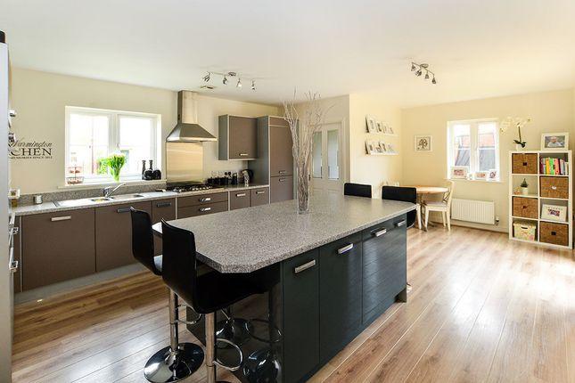 Thumbnail Detached house for sale in Rutledge Avenue, Kingsnorth, Ashford