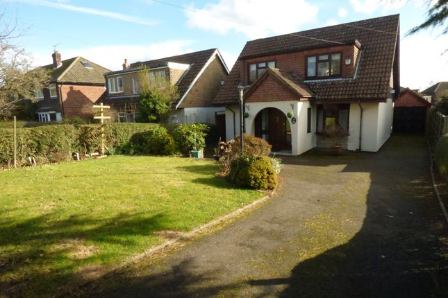 Thumbnail Detached house for sale in Hambledon Road, Clanfield, Waterlooville, Hampshire