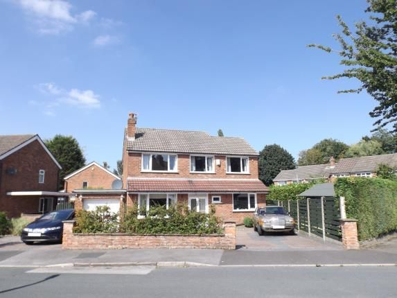 Thumbnail Detached house for sale in Orchard Drive, Hale, Altrincham, Cheshire