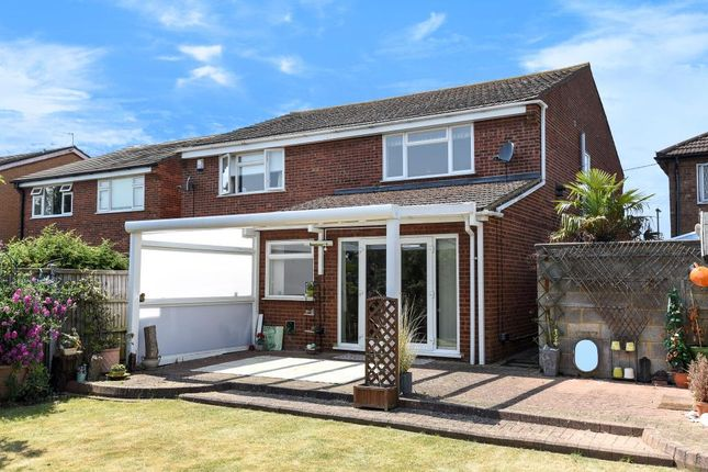 Thumbnail Semi-detached house for sale in Mornington Road, Ashford