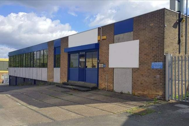 Thumbnail Office to let in Palm Street, New Basford, Nottingham