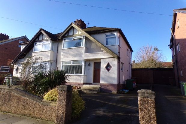 Thumbnail Property to rent in Kingsville Road, Bebington, Wirral