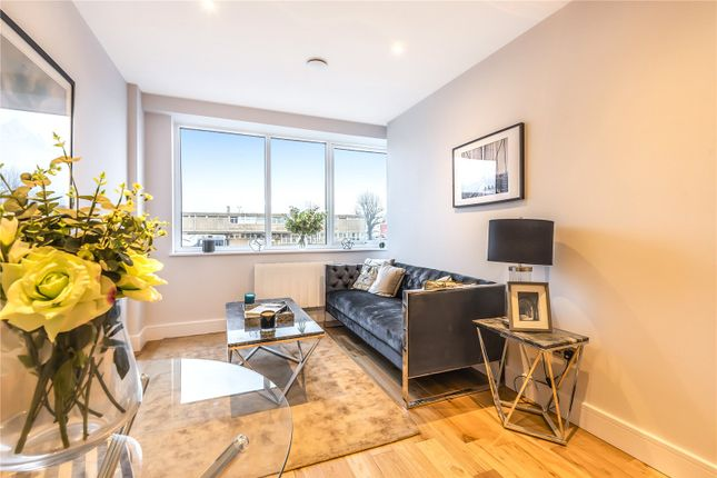 Thumbnail Flat for sale in Mitchell House, 40-60 Southampton Road, Eastleigh, Hampshire