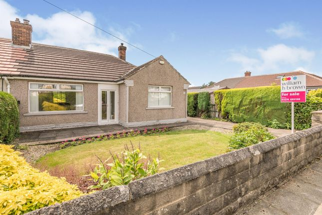 Thumbnail Semi-detached bungalow for sale in Mostyn Grove, Wibsey, Bradford