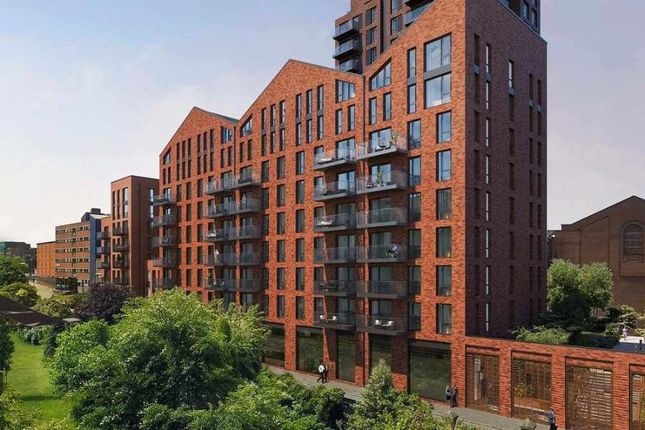 Thumbnail Flat for sale in The Lancaster, Snow Hill Wharf, Birmingham