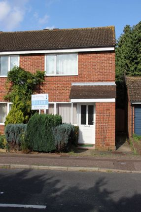 Thumbnail Semi-detached house to rent in Wakehurst Close, Eaton, Norwich