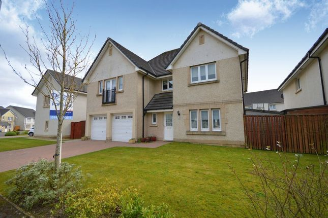 Thumbnail Property for sale in 121 Cortmalaw Crescent, Robroyston, Glasgow