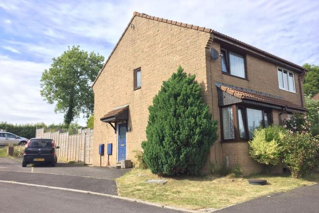 Thumbnail Semi-detached house to rent in The Beeches, Beaminster, Dorset
