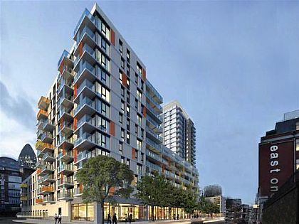 Thumbnail Flat to rent in Kensington Apartments, 11 Commercial Street, London, London