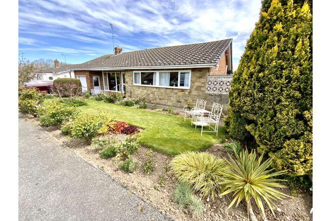 Thumbnail Detached bungalow for sale in Cilgant Eglwys Wen, Bodelwyddan