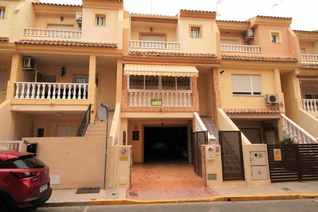 Thumbnail Town house for sale in Calle Juan Carbajo Santos, Los Montesinos, Alicante, Valencia, Spain