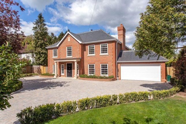 Thumbnail Detached house for sale in Greys Road, Henley-On-Thames, Oxfordshire
