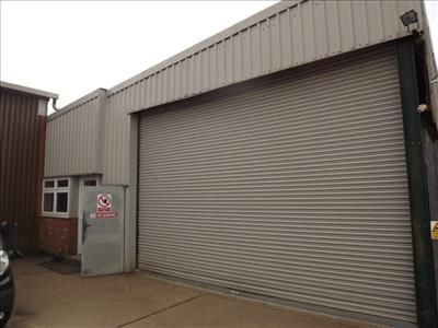 Light industrial to let in Wharley End Farm, Wharley End, Cranfield, Bedford