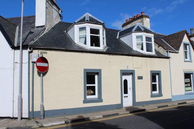 Thumbnail Terraced house for sale in 33 Main Street, Portpatrick