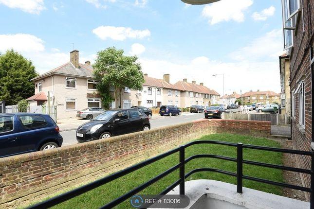 Thumbnail Flat to rent in Longbridge Road, Dagenham