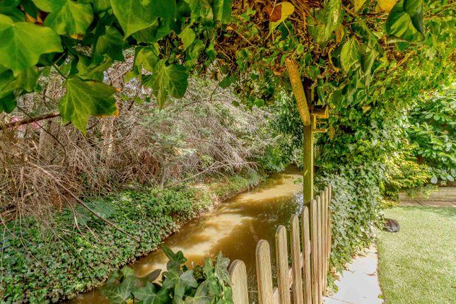 Rear Garden of Eastworth Road, Chertsey KT16