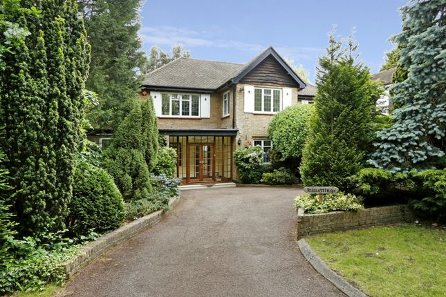 Thumbnail Detached house to rent in Pynnacles Close, Stanmore