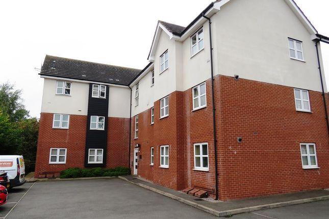 Thumbnail Flat to rent in Leyburn Road, Birmingham