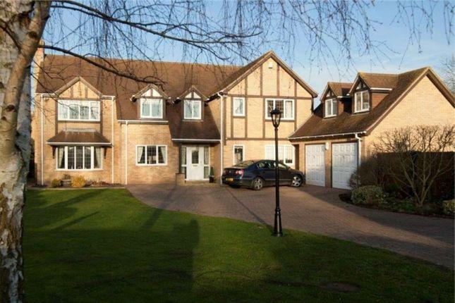 Thumbnail Detached house for sale in Bewick House, The Sanderlings, Peakirk, Peterborough, Cambridgeshire