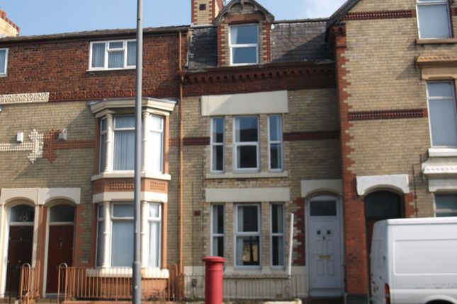 Thumbnail Terraced house to rent in Stanley Road, Kirkdale