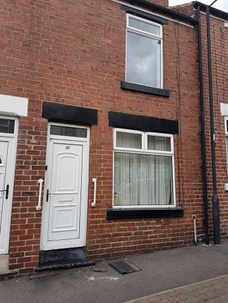 Thumbnail Terraced house to rent in Oliver Street, Mexborough