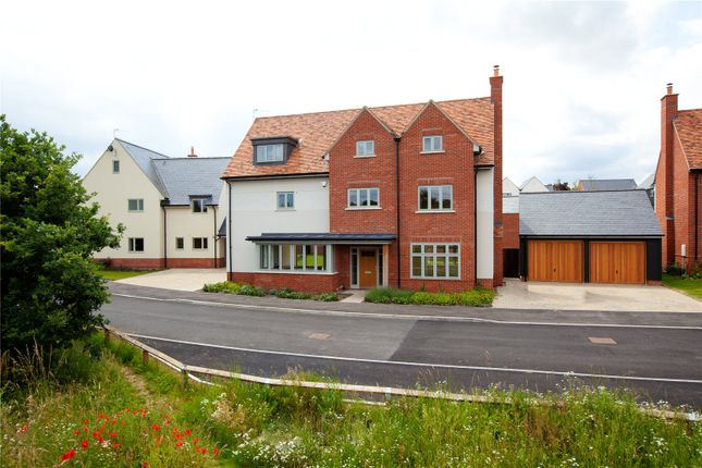 Thumbnail Detached house for sale in The Limes, 23 Gillon Way, Radwinter, Saffron Walden