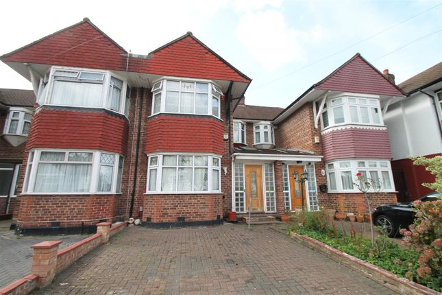 Thumbnail Terraced house to rent in Empire Avenue, London