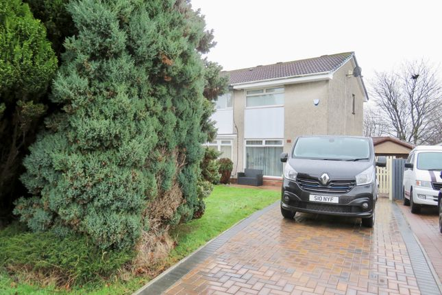 Thumbnail Detached house for sale in Ayr Drive, Airdrie