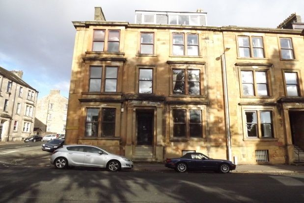 Thumbnail Flat to rent in Ardgowan Street, Greenock