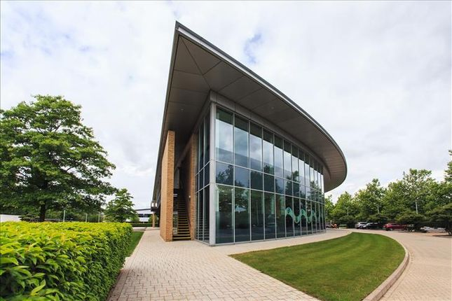 Thumbnail Office to let in Building 1000, Part Ground And First Floor, Cambridge Research Park, Waterbeach, Cambridge