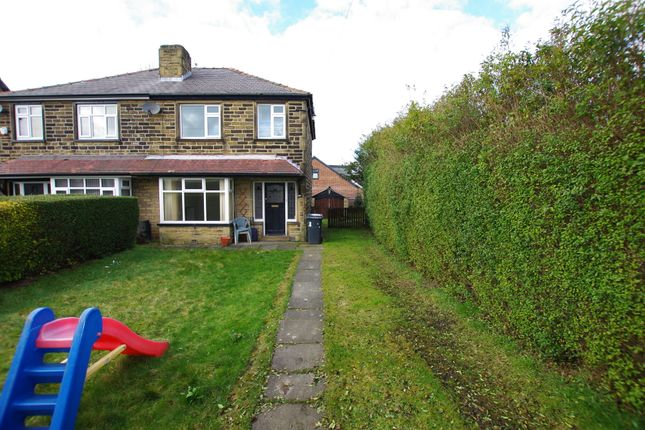 Thumbnail Semi-detached house to rent in Tyersal Road, Bradford