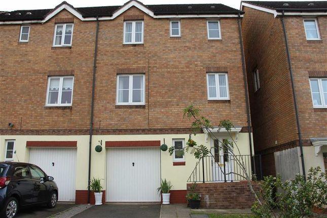 Thumbnail Semi-detached house for sale in Dan Y Meio, Abertridwr, Caerphilly