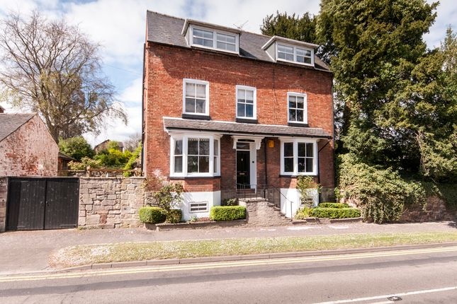 Thumbnail Semi-detached house for sale in High Street, Castle Donington, Derby