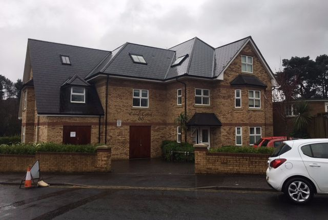 Thumbnail Flat to rent in Talbot Road, Bournemouth