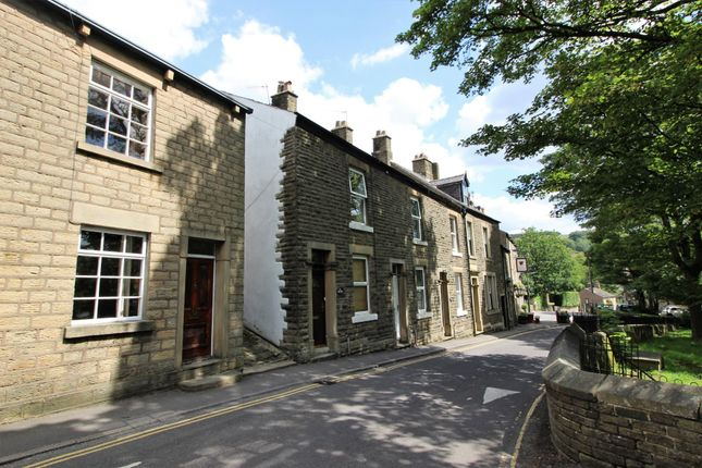 Thumbnail End terrace house for sale in Church Street, Glossop