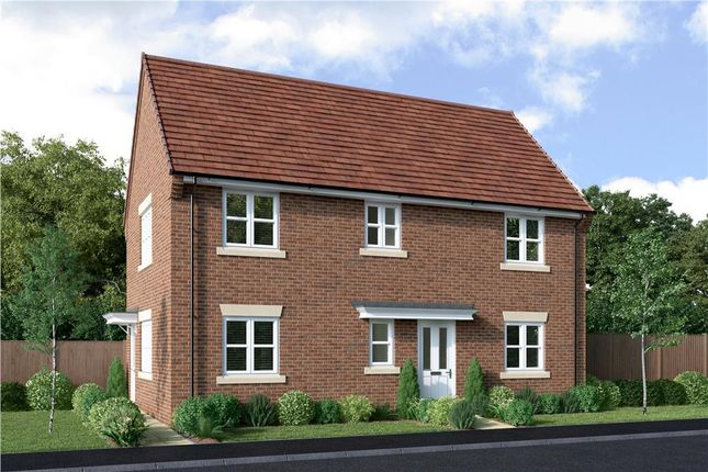 "1 bed flat for sale in ""Flyford"" at ""Flyford"" At Oaks Road, Great Glen, Leicester LE8"