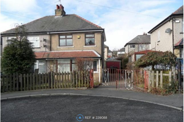 Thumbnail Semi-detached house to rent in Como Avenue, Bradford