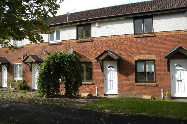 Thumbnail Terraced house for sale in Obree Avenue, Prestwick, South Ayrshire