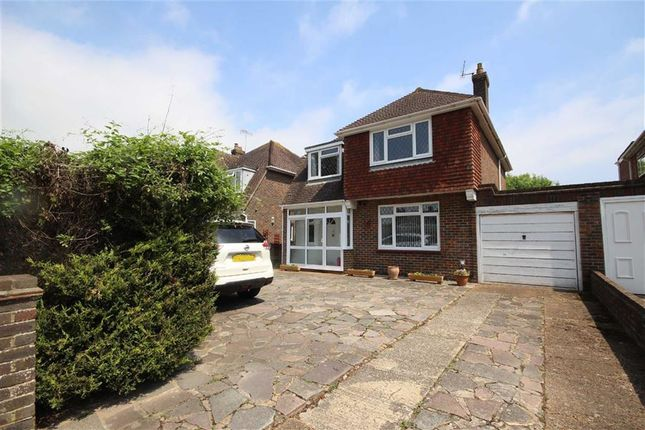 Thumbnail Detached house for sale in The Boulevard, Goring By Sea, West Sussex